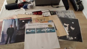 Kronos Quartet, Wayne Horvitz, the Replacements, R.E.M. on vinyl